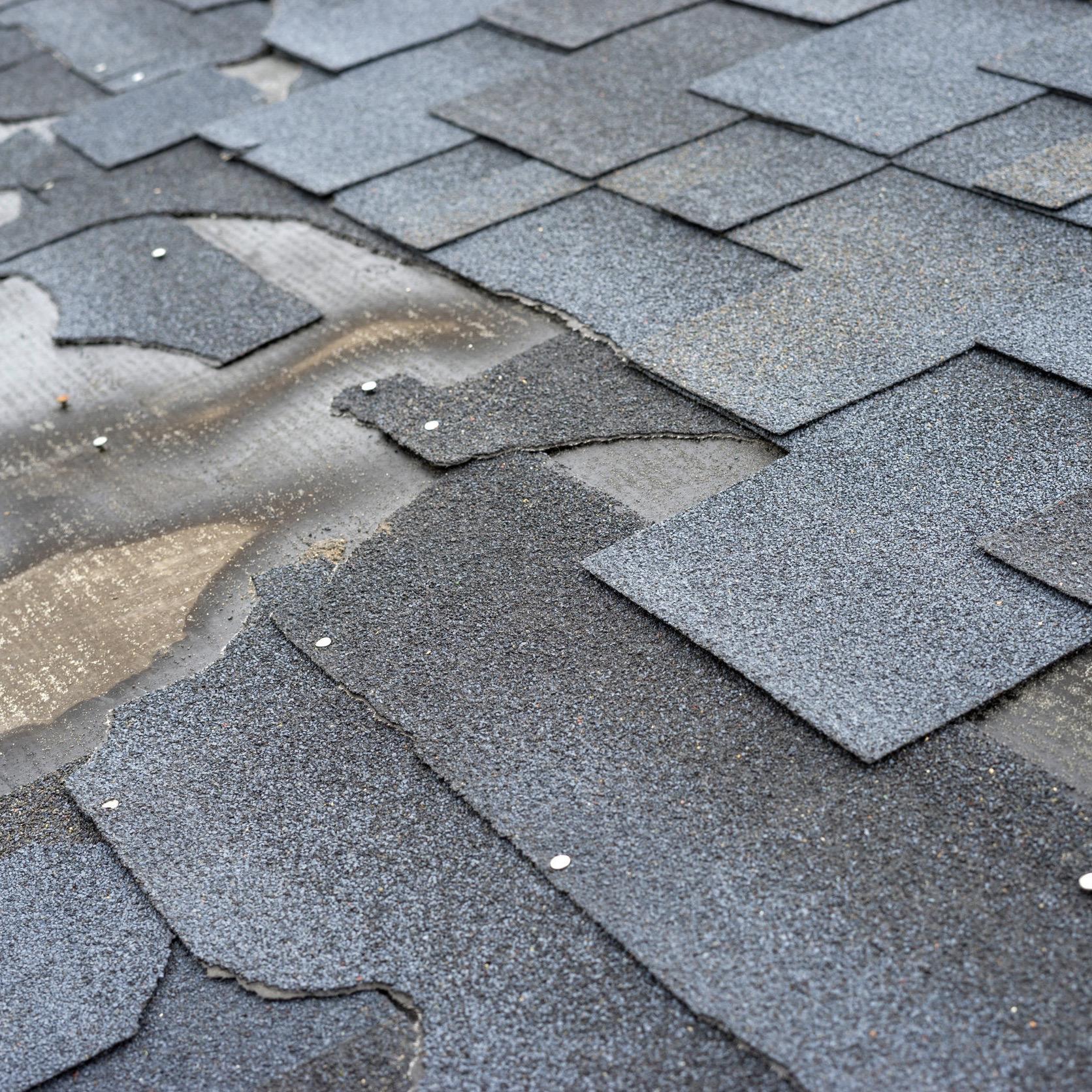 roof hail damage repair