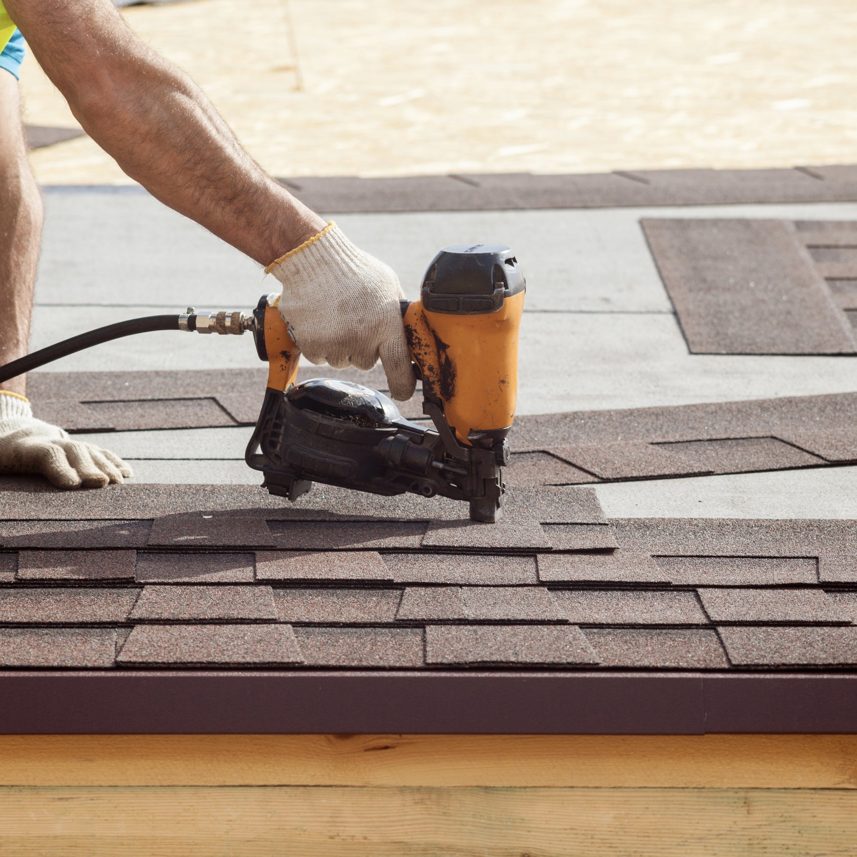asphalt shingle replacement